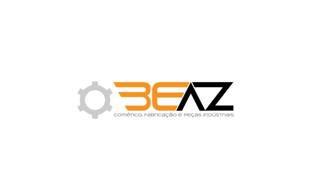 criação de logotipo americana Beaz